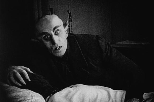 Essay on Nosferatu directed by F.W. Murnau