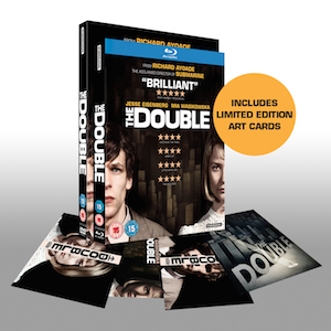 THEDOUBLE_Exploded packshot DVD & BD