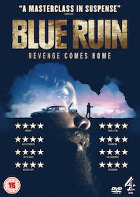 Blue Ruin DVD 2D