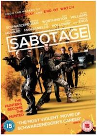SabotageDVDPack