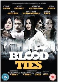 BloodTiesDVDPack