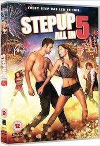 StepUp5DVDPack
