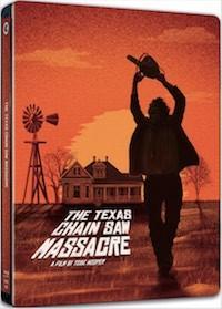 TexasChainsaw40thAnniversaryBluPack