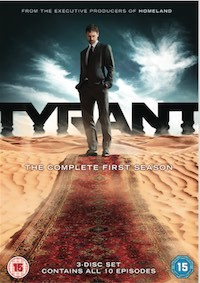 TyrantDVDPack