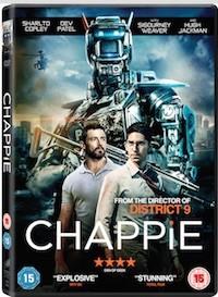 ChappieDVDPack