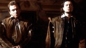 ROSENCRANTZ AND GUILDENSTERN ARE DEAD, Tim Roth, Gary Oldman, 1990, (c)Cinecom Pictures