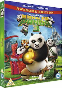 KungFuPanda3Pack