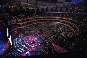 BBC Concert Orchestra with the Maida Vale Singers conducted by John Mauceri performing Danny Elfman's Music from the Films of Tim Burton in the Royal Albert Hall.