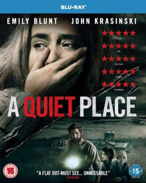 WIN A QUIET PLACE ON BLU-RAY – AVAILABLE TO DOWNLOAD AND KEEP ON